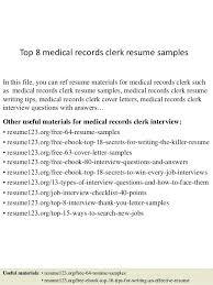 Medical Billing Resume Samples New Medical Billing Clerk Resume Objective Top 48 Records Samples In This