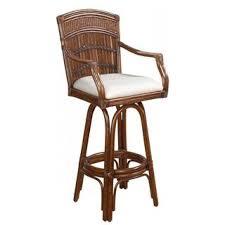 polynesian furniture. Hospitality Rattan 710-6115-ATQ-B Polynesian Indoor Swivel Bamboo/Rattan Bar Furniture