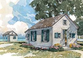 Clocking in at 930 square feet, our Shoreline Cottage is small but mighty  lovely.