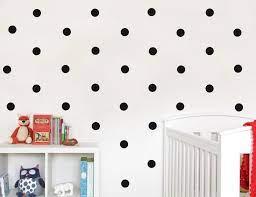 Papel de parede adesivo lavável floral rosas preta e branca f0053. Adesivo Bolas Pretas No Elo7 Decolovers Brasil 7f4c94