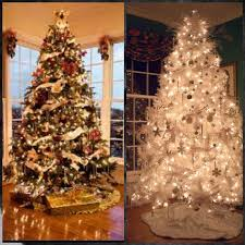 Decorating Christmas Tree With Balls Unique 32 Appealing White Christmas Tree Decorating Ideas For A White Christmas