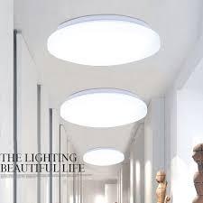 Modern 24w Led Deckenleuchte Dimmbar Deckenlampe Wohnzimmer Küche
