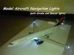 Rc Plane Strobe Lights 1 Model Aircraft Navigation Lights 7 Steps With Pictures