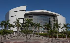 Miami Icons American Airlines Arena Home of the White Hot Heat