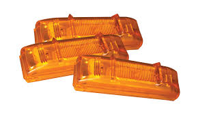 Pc Rated Light 47493 3 Supernova Led Clearance Marker Light Pc Rated