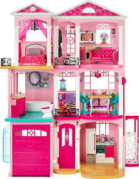 Barbie dream house toys