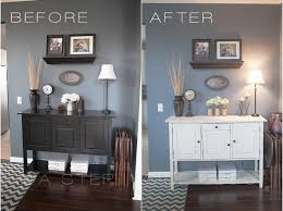 i used this tutorial from i heart naptime for making chalk paint while i ve heard amazing things about annie sloan chalk paint it s a bit y