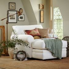 comfy lounge furniture. Newton Chaise   With Rolled Arms, A Loose Back Pillow, And Deep Welt Details · Comfy Bedroom ChairBig Lounge Furniture