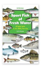 Florida Sportsman Charts Florida Sportsman Sport Fish Of Fresh Water Book By Vic Dunaway 2002 06 01