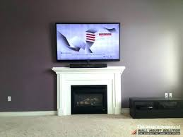 tv stand with fireplace and soundbar over fireplace with soundbar figure 9 twin star fireplace stand