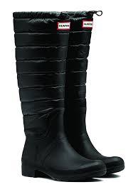 Hunter Original Tall Quilted Leg Wellingtons Shoes for Women | Robinso & Hunter Original Tall Quilted Leg Wellingtons Adamdwight.com