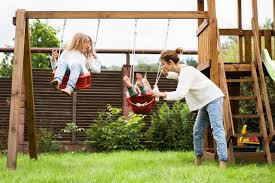 understanding how to anchor a swing set