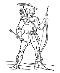 Small Picture BlueBonkers Medieval Knights in Armor Coloring Sheets Archer