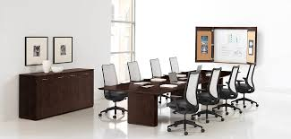 hon preside conference table in mocha with 8 conference room chairs conference tables hon office furniture from how many chairs at a 60 round