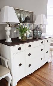 Best  Refinished Buffet Ideas On Pinterest - Buffet table dining room