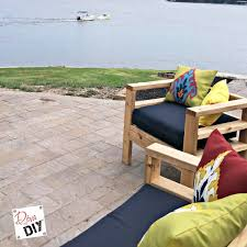 decorative no sew outdoor throw pillows