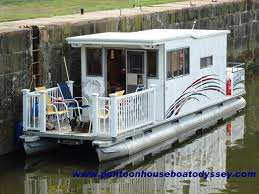 Small Picture TWELVE Terrific and Tiny Houseboats and Shantyboats A photo