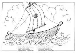 Knutselwerkje Storm Op Het Meer Van Bijbelideenl Bible Craft