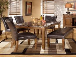 Ashley Furniture Kitchen Table Ashley Furniture Dining Room Set With Bench Duggspace