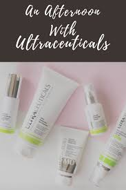 an afternoon with ultraceuticals
