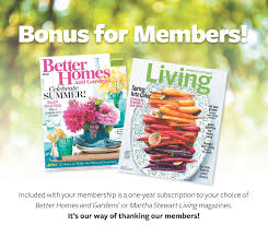 Small Picture Better Homes Gardens Magazine Subscription Program American