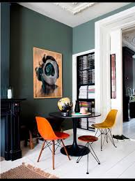 dining room chair colors. orange teal tonal tulip table gold dining nook https room chair colors i
