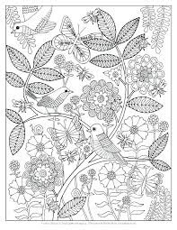 Free Printable Coloring Page For Adults Free Printable Coloring