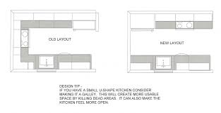 Kitchen Floor Plans Designs U Shaped Kitchen Floor Plans