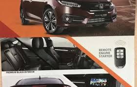 Honda Atlas Pakistan All Set To Launch Facelift Civic X