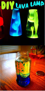 Diy How To Make A Lava Lamp Video Crafts Make A Lava Lamp