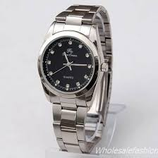 aliexpress mobile global online shopping for apparel phones men s fashion silver tone steel crystal wristwatch luxury dress watch valentines gift watches
