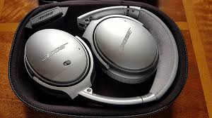 bose noise cancelling headphones 35. bose have just released their new quietcomfort 35 bluetooth and noise cancelling headphones. they feature \u2013 headphones