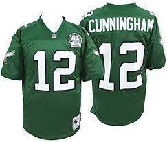 Mitchell Cunningham Jersey Throwback Ness Randall