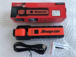 Snap On 450 Lumen Work Light Snap On Ecarb042 Rechargeable 2way Waterproof Dustproof