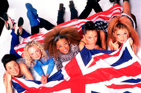 Rewinding The Charts In 1997 Spice Girls Powered To No 1