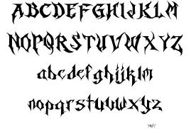 black letter font horst blackletter font by horst type foundry fontriver