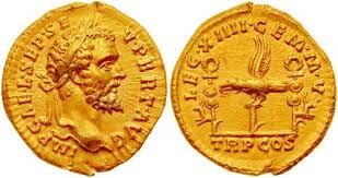 Aureus Ancient Roman Money Britannica