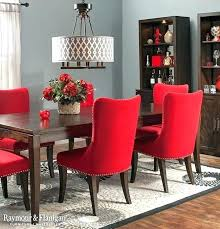 excellent dining table red chairs ilovefitnessclub red dining room chairs plan