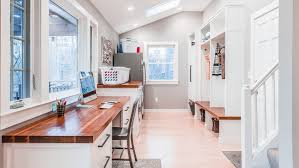 laundry room office. Laundry Room And Mudroom Office