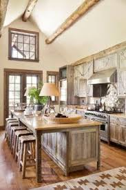 Rustic kitchens designs French Dream Home Bing Images Rustic Chic Kitchen Barn Kitchen Country Kitchen Island Kitchendesignideasorg 303 Best Rustic Kitchens Images In 2019 Kitchens Log Cabin