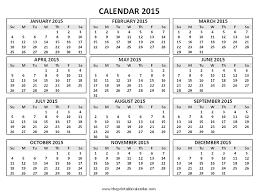 Free 12 Month Calendar Template 2015 Free 6 Month Calendar Template