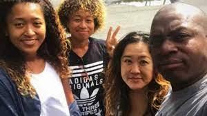 "Naomi Osaka Parents"",Nationality ..."