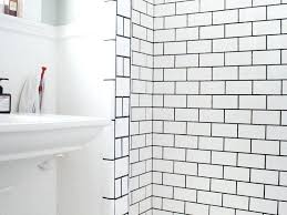 Image Kitchen Interior Subway Tile With Black Grout White Subway Tile With Dark Subway Tile With Dark Grout Subway Tile Interior Subway Tile With Black Grout White Subway Tile With Dark