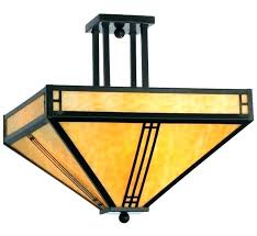 tiffany style mission hanging pendant light lighting lights