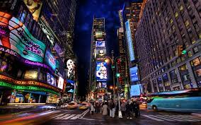 41+] Times Square HD Wallpaper on ...
