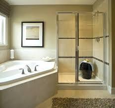 how to install bathtub door glass shower door installation cost how to install schlage bathroom door