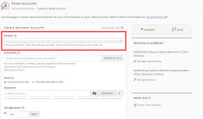 Creat E Mail How To Create An Email Account In Cpanel Inmotion Hosting