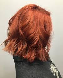 Light Auburn Copper Hair Firecracker Bob More Hair Ideas Hair Color Auburn