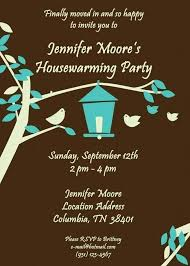 Housewarming Party Invitation Template Free Invites Card Background