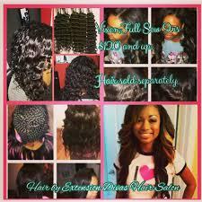 Designing Divas Hair Salon Partial Extensions Full Weaves At Extension Divas Hair